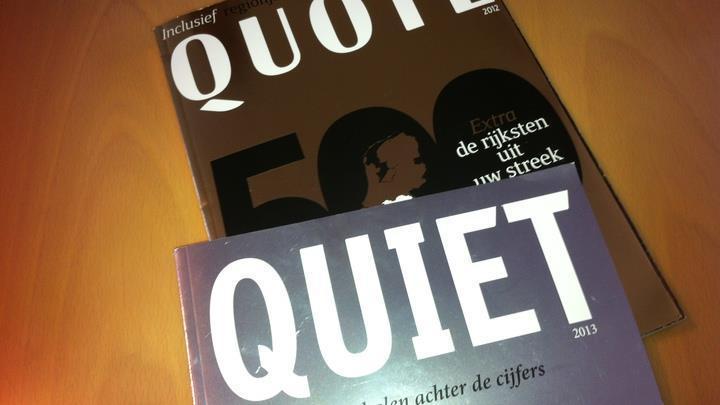 De Quiet 500