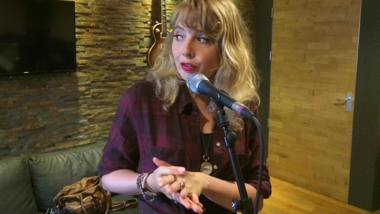 Tess Van der Zwet (foto: Youssef Zerrouk)
